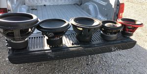 "Memphis Mojos 15"" Subs for Sale in Walkersville, MD"