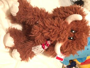 Wooly mammoth stuffed animal for Sale in Smyrna, TN