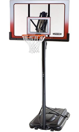 Lifetime 52 inch Portable Basketball Hoop System for Sale in Phoenix, AZ