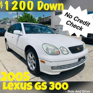 2005 Lexus GS 300 for Sale in Nashville, TN