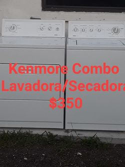 Combo lavadora Y Secadora Kenmore for Sale in Miami,  FL