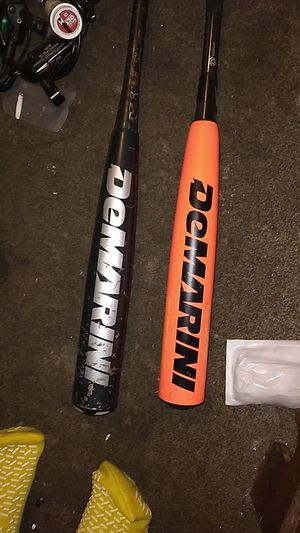 De marini baseball bats 30 in 33 weight for Sale in Seattle, WA