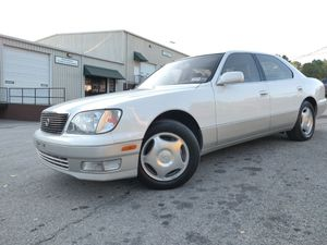 1998 Lexus LS 400 Luxury Sdn for Sale in Lawrenceville, GA