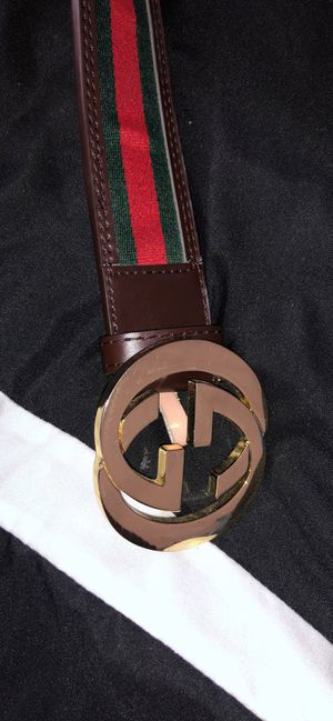 Gucci belt for Sale in Raleigh, NC
