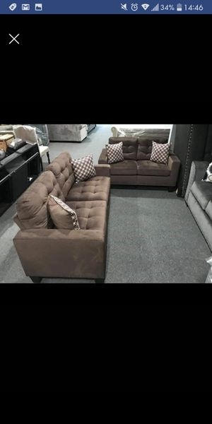 New 2pc. Sofa and love seat for Sale in Austin, TX