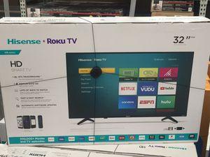 """32"""" Inch Hisense Smart Roku TV for Sale in Pico Rivera, CA"""