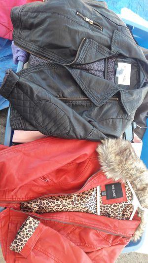 2 girls jacket for Sale in Sanger, CA