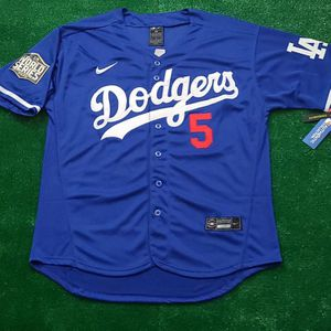 STITCHED COREY SEAGER LOS ANGELES DODGERS BASEBALL JERSEY for Sale in Camp Pendleton North, CA