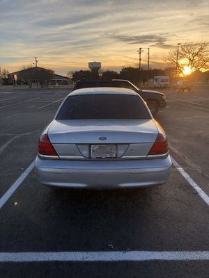 2004 Crown Vic for Sale in Waco, TX