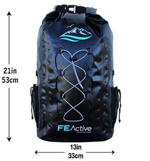 Dry backpack waterproof for Sale in Austin, TX