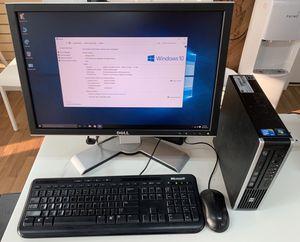 HP Compaq 8000 Elite Ultra-slim desktop computer for Sale in Renton, WA