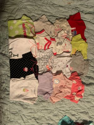 New baby girl clothes lot for Sale in Lynnwood, WA