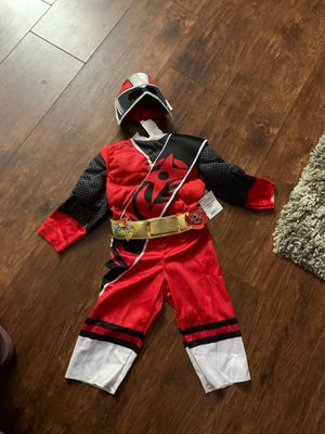 Red Power Ranger costume for Sale in Burleson, TX