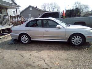 2002 Hyundai sonata for Sale in Madison, IL