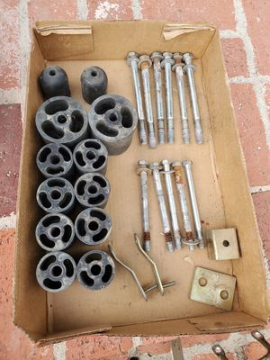 Jeep TJ Body Lift Kit fits 1997-2006 for Sale in Shadow Hills, CA