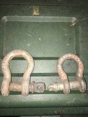 1ba45c7a8d7 Heavy Duty Anchor Shackles for Sale in Covina