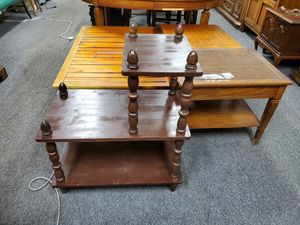 Wood table/shelf for Sale in Erie, PA
