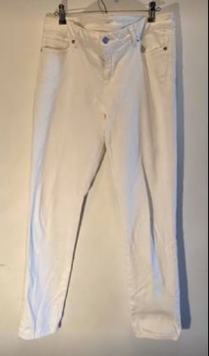 Michael Kors White jeans size 10 for Sale in Erial, NJ