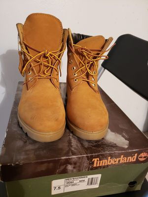 Timberland Boots : Winters Coming for Sale in Washington, DC