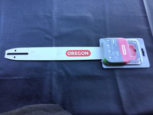 Oregon bar and chain for chainsaw new for Sale in Mesa, AZ