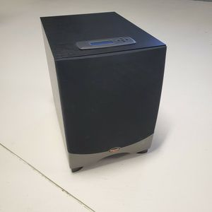 "Klipsch RW-10D 10"" Powerd Subwoofer With Digital Controller for Sale in Elyria, OH"