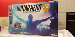 Guitar Hero Live Video Game for iPhone iPad for Sale in Seattle, WA