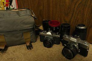 Film Cameras Minolta/Pentax for Sale in Lynnwood, WA