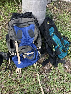 Hiking / Backpacking packs for Sale in Orlando, FL