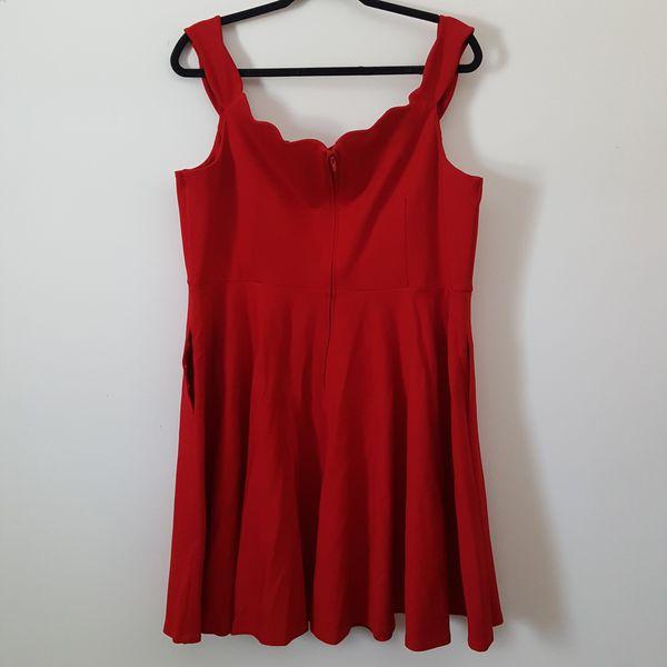 Modcloth Forever Fave Off the Shoulder Dress