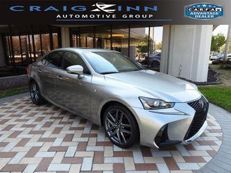 2017 Lexus Is for Sale in Pembroke Pines,  FL