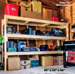 🚛 DELIVERY STATEWIDE on Garage Shelving! for Sale in Portage, MI