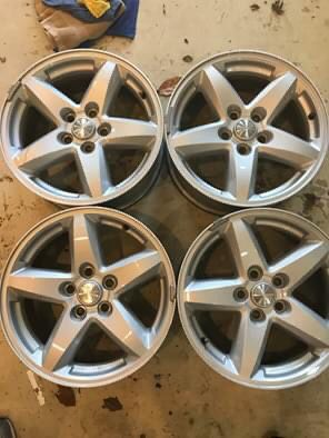 JEEP Liberty Wheels (4)—LIKE NEW for Sale in Sterling, VA