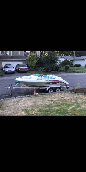 95 seadoo boat very clean for Sale in Tacoma, WA