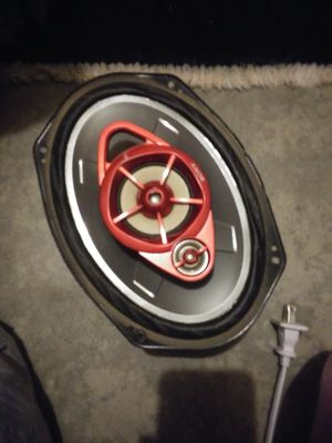 pair of Sony Xplod 6x9 speakers for Sale in Everett, WA