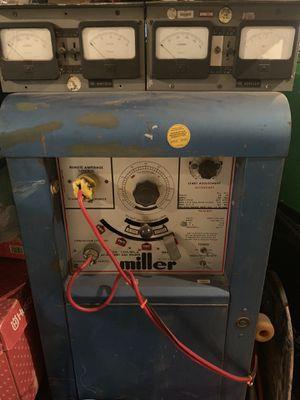 Miller 330 ac tig DC stick welder for Sale in Upland, CA