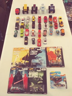 LARGE COLLECTION OF HOT WHEELS & MATCHBOX CARS FOR SALE for Sale in Pasco, WA