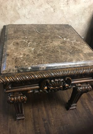 Marble Sofa Table and End Table for Sale in Paramount, CA
