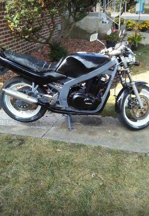 1989 Suzuki GS500E Motorcycle for Sale in Chicago, IL