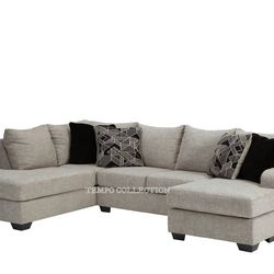 NEW, MEDIUM SIZE LAF CORNER CHAISE AND RAF SOFA CHAISE. for Sale in Santa Ana,  CA