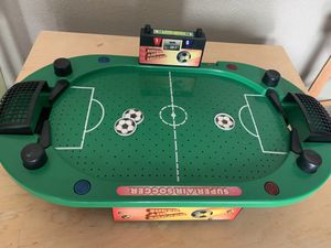 ⚽️ Super Air Soccer Kids Game with working batteries for Sale in Kennewick, WA