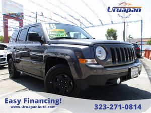 2016 Jeep Patriot Sport for Sale in Bell, CA