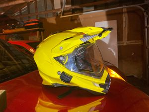 Motorcycle AFX helmet FX41DS HI-VIS Medium for Sale in Baldwin Park, CA