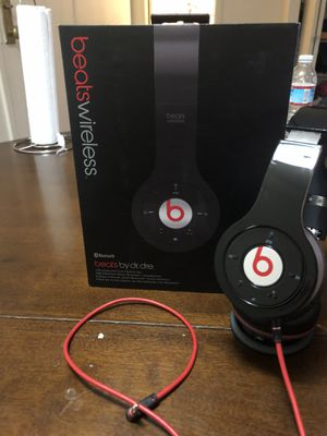Beats wireless headphones for Sale in South Attleboro, MA