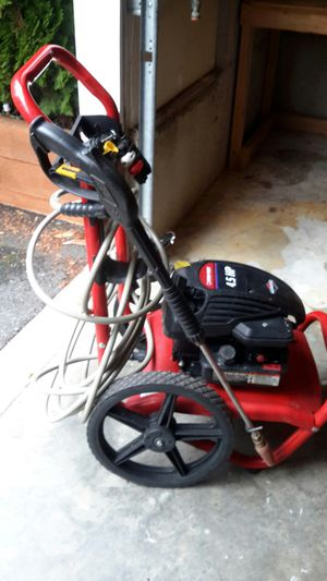Troy Built Pressure Washer for Sale in Hansville, WA