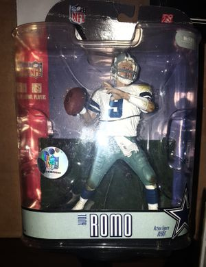 2007 McFarlene toys Tony Romo action figure for Sale in Charlotte, NC