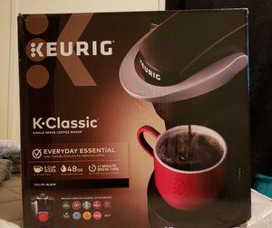 Keurig K-classic for Sale in Citrus Hills, FL