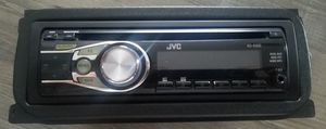 Jvc car cd player with remote for Sale in Tuscola, TX