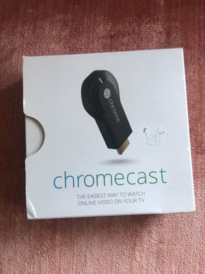 Only Chromecast for Sale in Aurora, IL