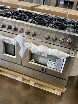 "Forno 48"" All Gas Range Professional Style for Sale in Anaheim,  CA"
