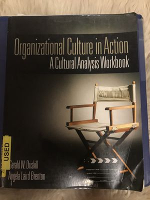 Organizational Culture in Action for Sale in Azusa, CA